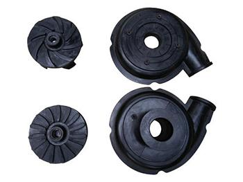 Slurry pump Rubber Flow Parts